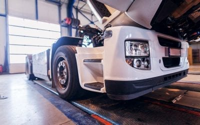 What Occurs During Truck Inspections?
